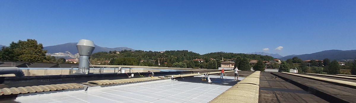 impermeabilizzazione coperture tetti terrazzi